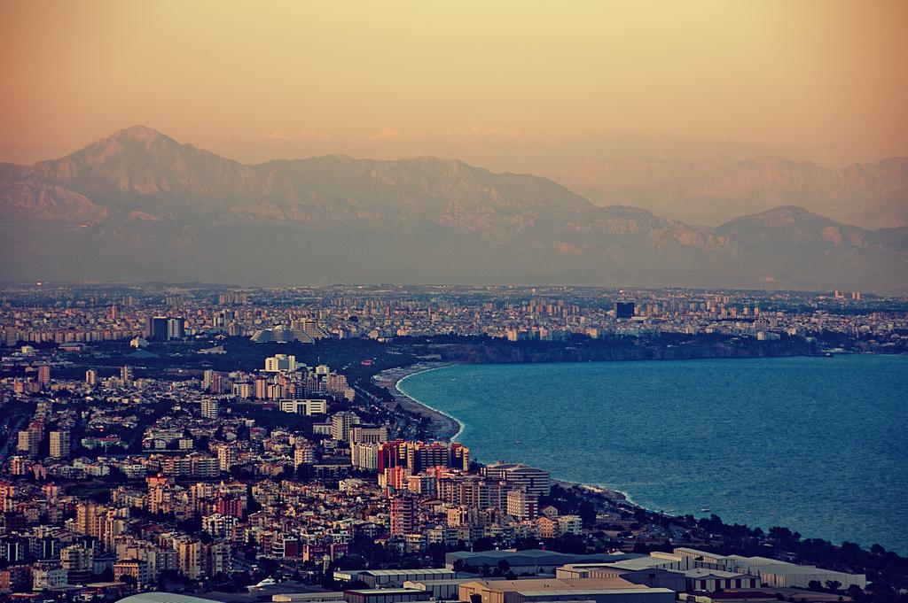 Antalya Dusk