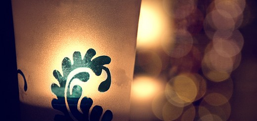 A photo of a candle at Christmas at Vanilla Lounge in Antalya.